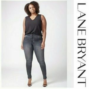 Lane Bryant | High Waisted Super Stretch Jeans